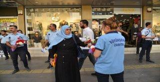 Eryılmaz, Zabıta Haftası'nı kutladı