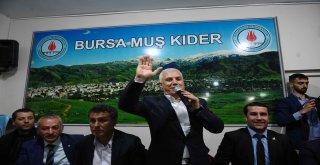 Bursa'da her yer eşit olacak