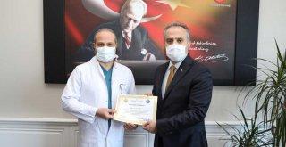 Başkan Aktaş, Covid 19 aşısı oldu