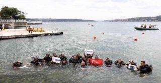 Engelliler, SAS Komandolarıyla Zafer Dalışı Yaptı