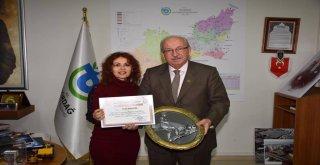 Trakya Çölyak ve Sağlıklı Yaşam Derneği'nden Başkan Albayrak'a Ziyaret