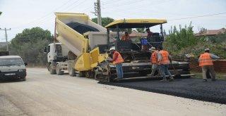 Balıkesir Büyükşehir Belediye Başkanı Zekai Kafaoğlu'nun 2018 yılını asfalt yılı ilan etmesi sonrasında Balıkesir'in dört bir köşesi adeta şantiyeye döndü. 20 İlçede devam eden asfalt çalışmaları kaps
