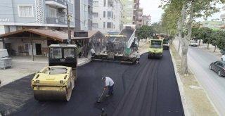 Ceyhan'da Asfalt Hamlesi Hızlı Başladı