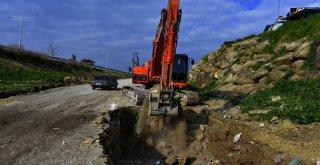Otogar Otoban Bağlantı Yolu Projesi?nin Yüzde 70?i Tamamlandı