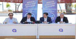 Antalya Büyükşehir Belediyesi ve Vestel'den Teknolojik İş Birliği