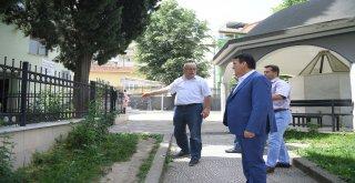 Abdal Murat Mahallesine Yeni Meydan