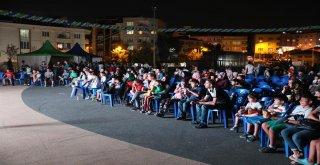 Arnavutköy'de Sinema Geceleri Başladı