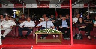Sevcan Orhan, Halk Türkülerini Mersinliler İçin Söyledi