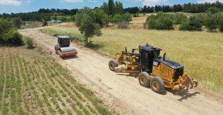 Büyükşehir'den yeni sezonda 450 km asfalt