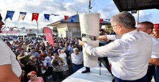 ÜSKÜDAR'DA DONDURMA FESTİVALİ