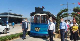 İzmir'in ilk nostaljik tramvayı 9 Eylül'de sefere başlıyor
