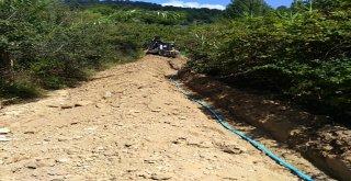 MASKİ'den, Kayacık Mahallesi'ne Yeni Hat ve Dere Temizliği
