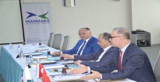 MARMARA BELEDİYELER BİRLİĞİ TOPLANTISI TAMAMLANDI