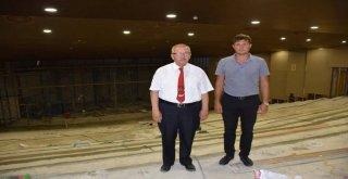 Çerkezköy'deki Yatırımlar İncelendi