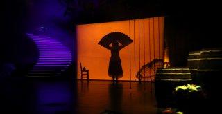 'Tamara'nın Çığlıkları' oyununun prömiyeri yapıldı