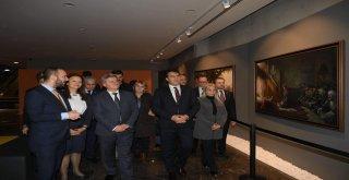 Makedonya Cumhurbaşkanı Fetih Müzesi'ni Ziyaret Etti