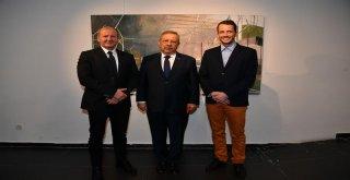 Kardeş Macarlardan resim sergisi'