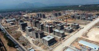 Kentsel yenilemede örnek şehir Antalya