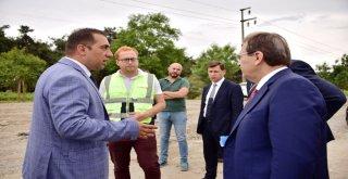 Başkan Şahin:  Bu Proje Bafra'nın Çehresini Değiştirecek