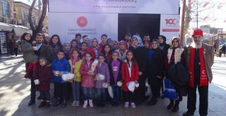 Gönüllü Gençlik, Yetimlerin Gönlüne Dokundu