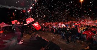Beşiktaş'ta Coşku Dolu 29 Ekim Kutlamaları!