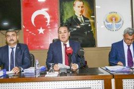 Büyükşehir'den Zeytin Dalı Harekatı'na destek