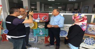 Demirci Hizmet Binası Sanata Ev Sahipliği Yaptı
