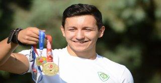 Türkkan, ' Hedefim Dünya Standartlarında Bir Sporcu Olmak'