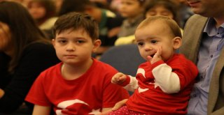 Çocuklar 23 Nisan Çoşkusunu Büyükşehirle Yaşıyor