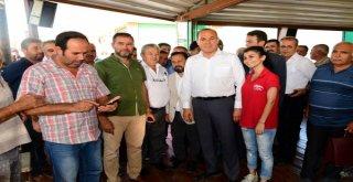 'Sarıçam'a 100 Milyonun Üzerinde Yatırım Yaptık'