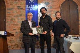 Serdar Tuncer,Bursalılar ile  buluştu.
