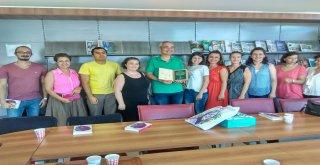 Göl Yazıevi Prof. Dr. Atılgan'ın çalışmalarına ev sahipliği yapıyor
