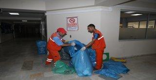 Büyükşehir 5 ton 248 kg atık toplayarak il birincisi oldu