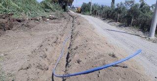 Keli'ye Yeni İçme Suyu Hattı