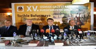 Bursa'da Şenlik Zamanı