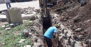 Kayapınar'a Ek Kanalizasyon Hattı