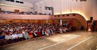 Başkan Sözlü'nün Dev Eseri Çocuk Akademisi'nden Yıl Sonu Gösterisi