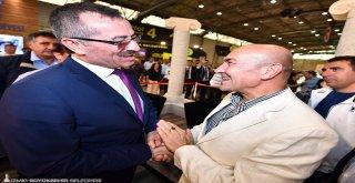 Başkan Soyer Fuar'da İzmir turu attı