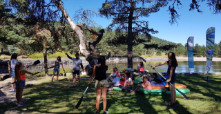 Doğa ve Göl Kampı Başladı!