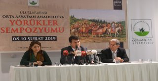 Yörüklerin Tarihi Osmangazi'de Konuşulacak