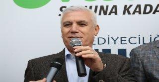 'Kim ne söylerse söylesin bizim derdimiz Bursa'