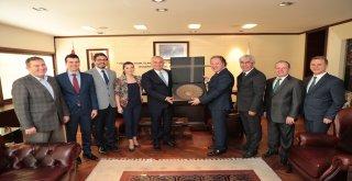Turizmcilerden Başkan Zolan'a teşekkür
