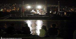 Körfezde konser var
