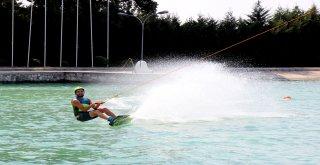Osmangazi'de Wakeboard Heyecanı Başlıyor