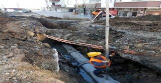Büyükşehir Belediyesi 5 yılda 650 milyon TL'lik altyapı yatırımı yaptı