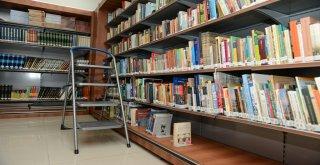 Bursalılar'ın bilgi hazinesi Nilüfer Belediyesi Kütüphaneleri