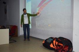 Nilüfer'de yamaç paraşütü eğitimleri başladı