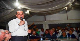 Başkan Sözlü, Hacı Bektaş Veli Etkinliklerinde