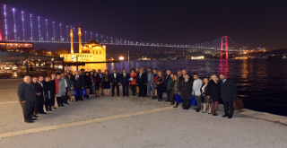 Beşiktaş Belediyesi'nde Nöbet Değişimi!
