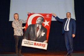 Mudanya Belediyesi'nin yeni konuğu Metin Uca oldu.